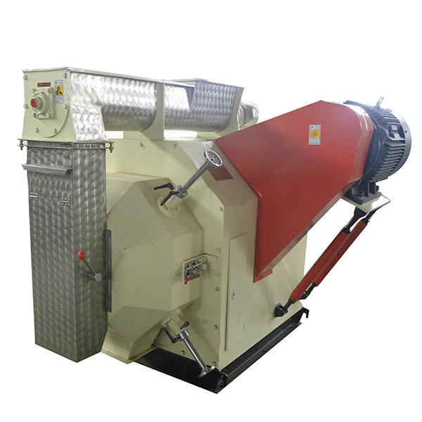 HKJ40F Organic Fertilizer Pellet Mill